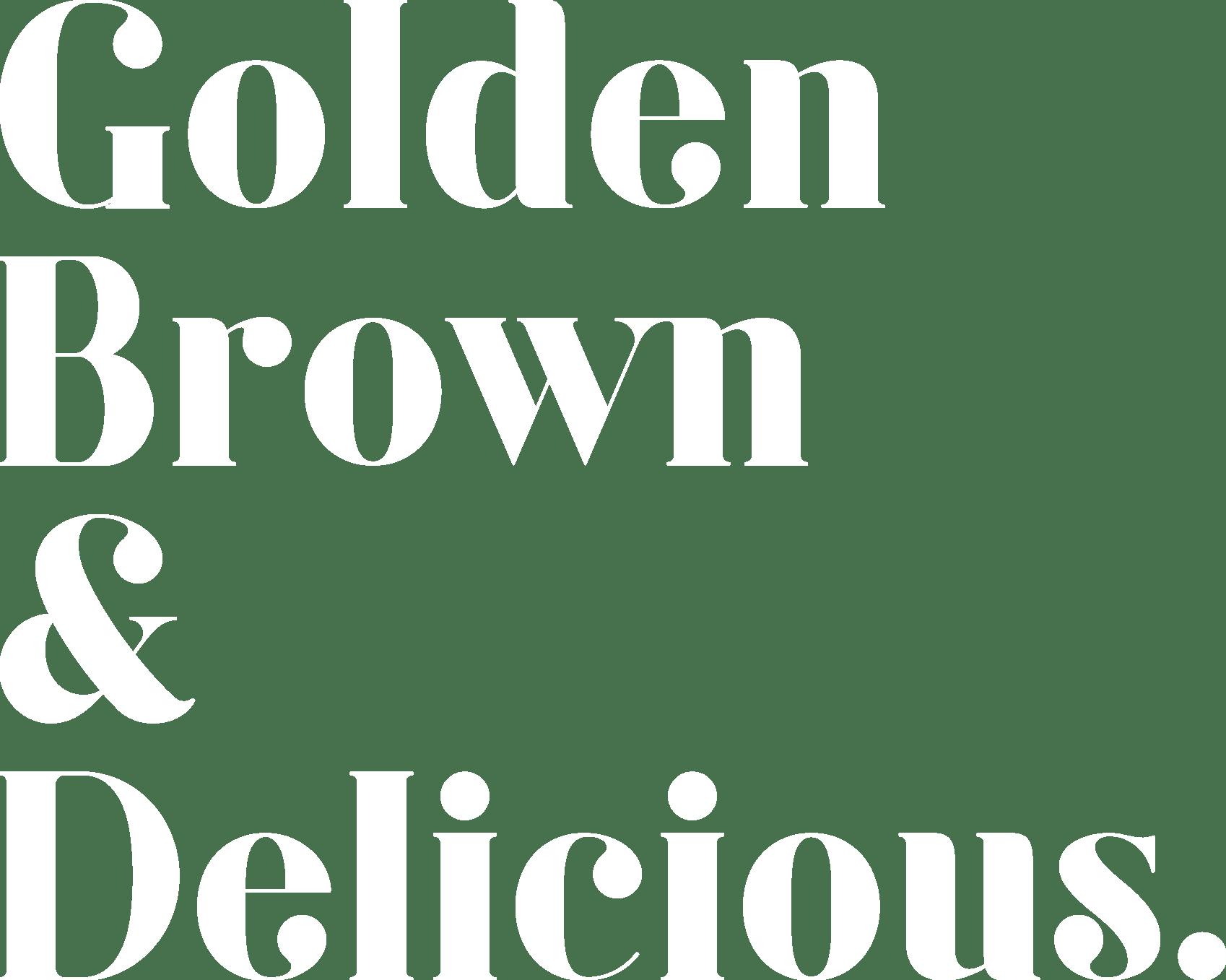 GB&D White Logo