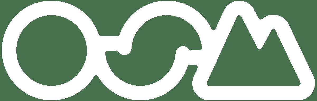 OSM White Logo