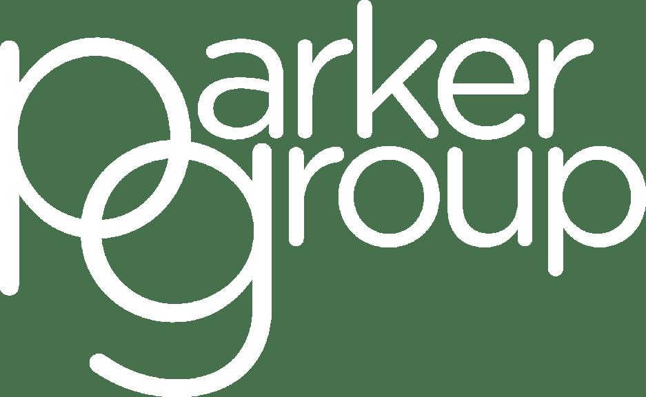 Parker Group Logo White