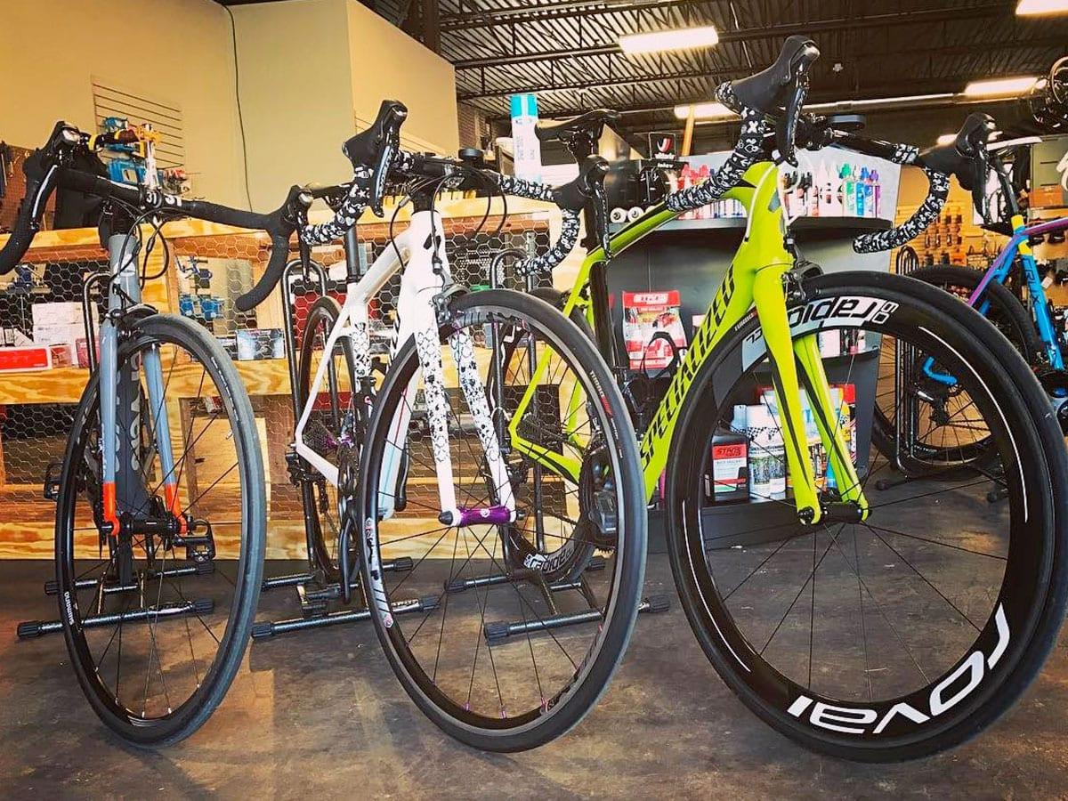Carolina Tri Bikes
