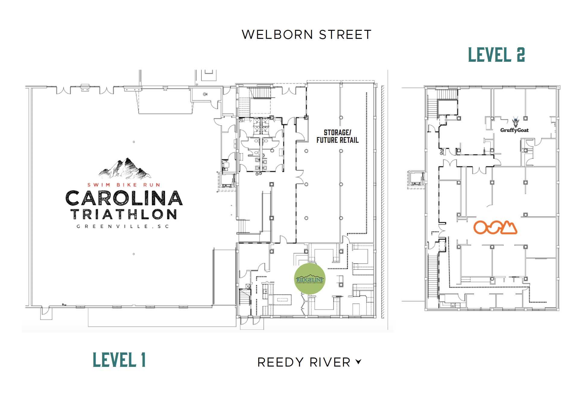 Ridgeline Floorplan